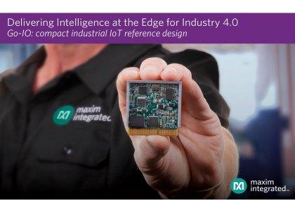 Maxim_Go-IO-PR-420x300 Go-IO di Maxim porta l'intelligenza verso il Digital Factory Edge