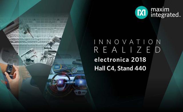 Maxim_electronica-PR_interno-640x392 A electronica Maxim presenta nuove soluzioni per Manifattura Adattativa, Wearable e Automotive