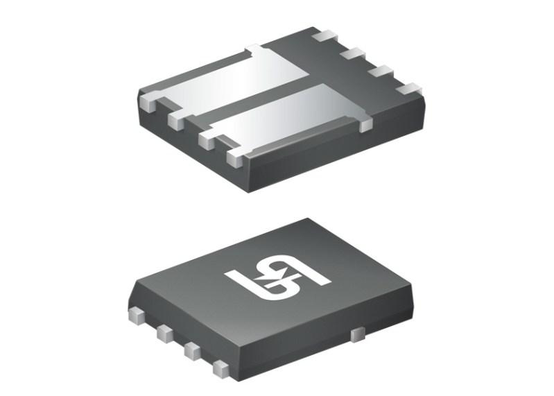 MOSFET di potenza a doppio canale N da 40 V e 60 V in doppio pacchetto PDFN56