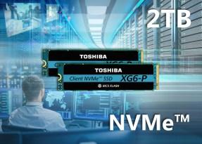 XG6-P di Toshiba Memory: SSD per elevati carichi di lavoro