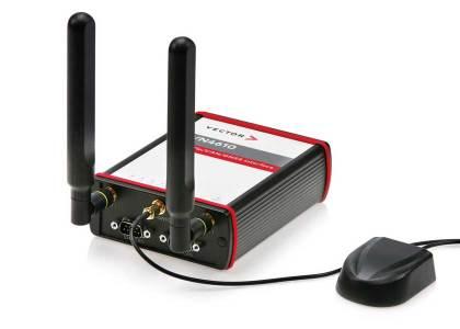 VN4610_Vector-420x300 Prima interfaccia di rete per comunicazioni Car2x / V2X da Vector