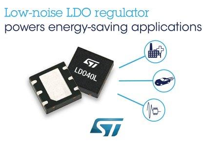 en.Low-noise_LDO_regulator_N4114D_big-420x300 LDO40L, regolatore LDO a basso consumo energetico per i mercati automotive e smart automation