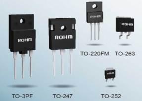 Nuova serie di MOSFET Super Junction a 600 V PrestoMOS di ROHM