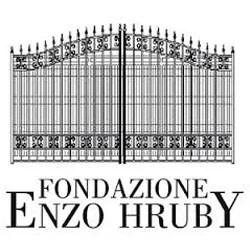 Logo Fondzione Enzo Hruby Amico Sostenitore Elettron Srl Brescia