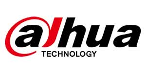 Logo Dahua - Elettron Srl, videosorveglianza