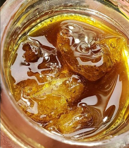 Terp sauce, the cocktail of concentrates