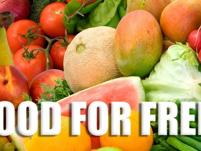 Free food for all