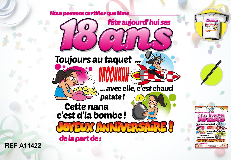 Invitation Carte Anniversaire 18 Ans Gratuite A Imprimer Elevagequalitetouraine