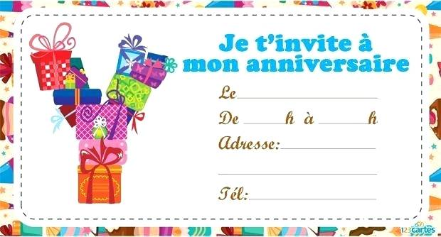 carte invitation anniversaire fille 8 ans gratuite a imprimer audio cabinet