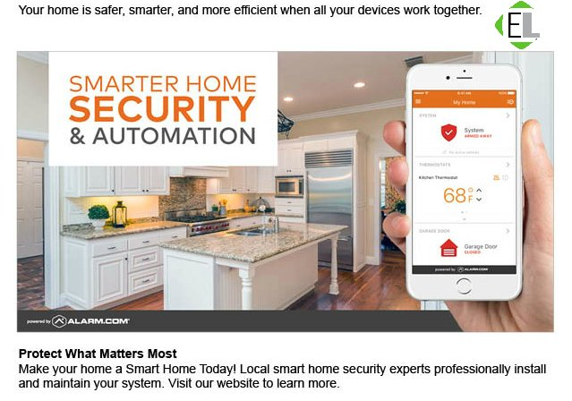 Top Systems House Alarm