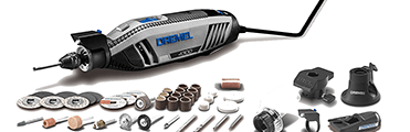 Dremel tool kit good for carbon fiber