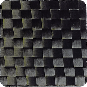 Checker weave carbon fiber flat sheet