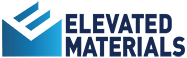 Elevated Materials EM Logo horizontal small