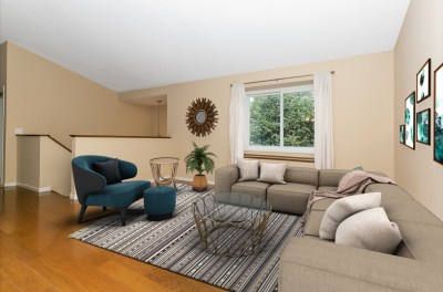 Virtual Staging Living Room