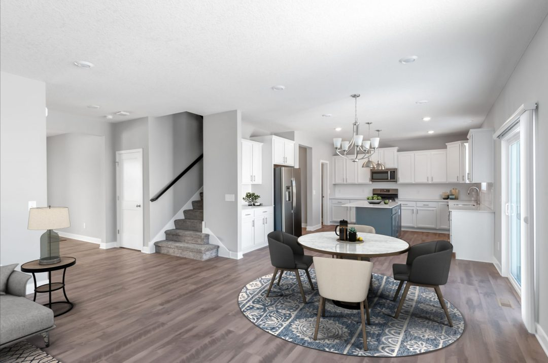 Virtual Staging // Twin Cities Real Estate Photography