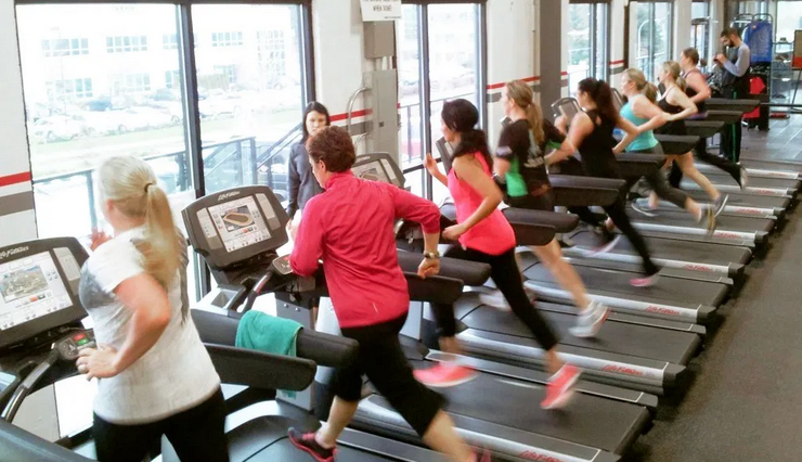Group Fitness Training Classes Vancouver