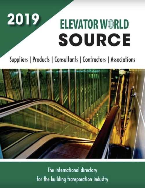 2019 ELEVATOR WORLD Source Directory