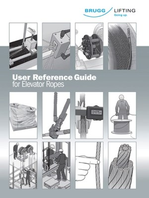User Reference Guide for Elevator Ropes