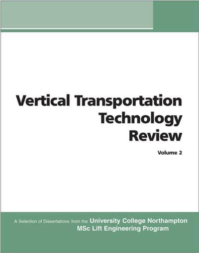 Vertical Transportation Technology Review Volume 2
