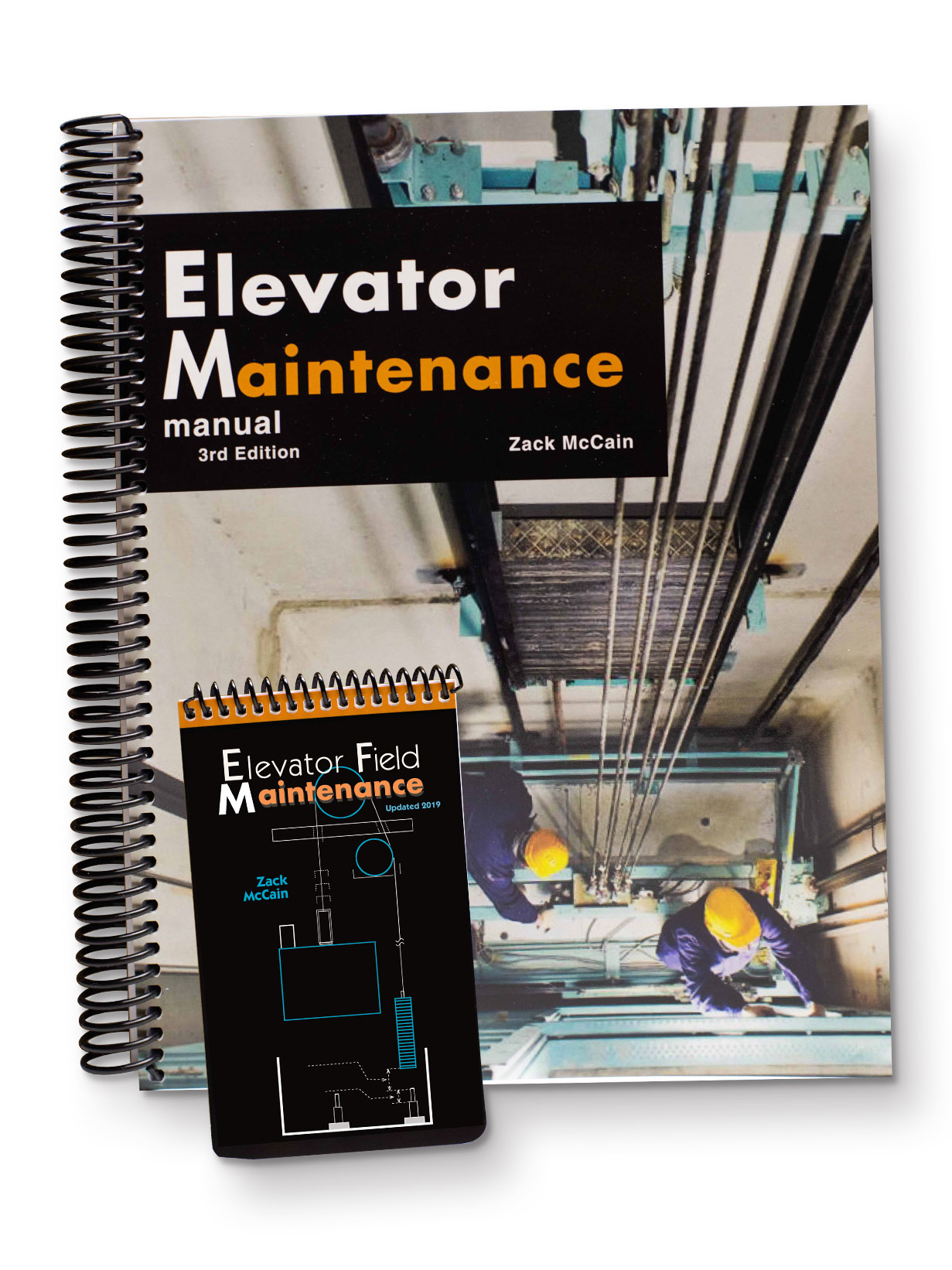 Elevator Maintenance Manual & Handbook Set (PDF)