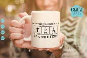 tea is the solution