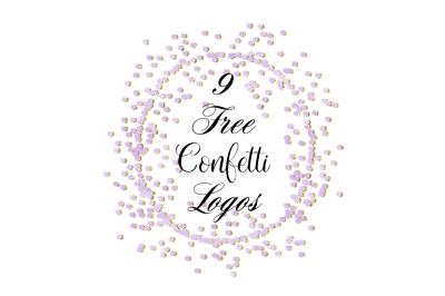 Confetti Logos