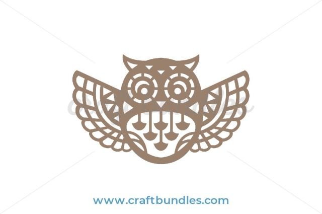 Owl Ornate