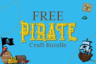 Pirate Craft Bundle