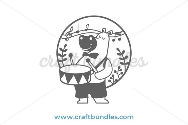 cow drummer