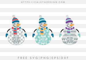 snowman mono