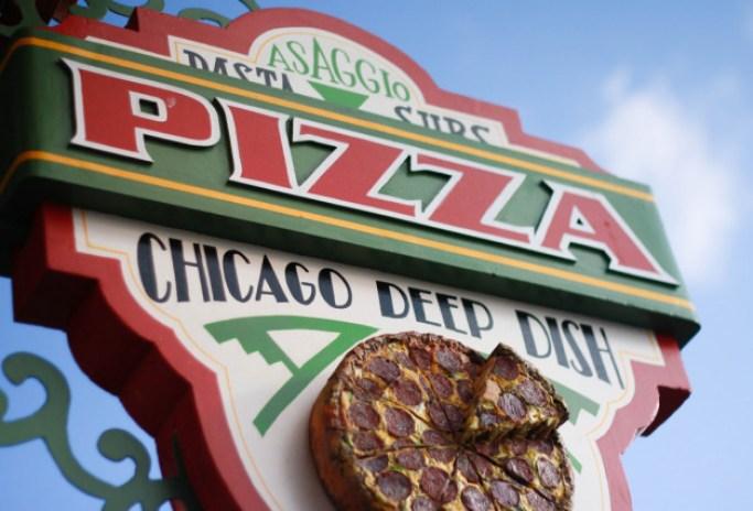 Asaggio Pizza, San Diego