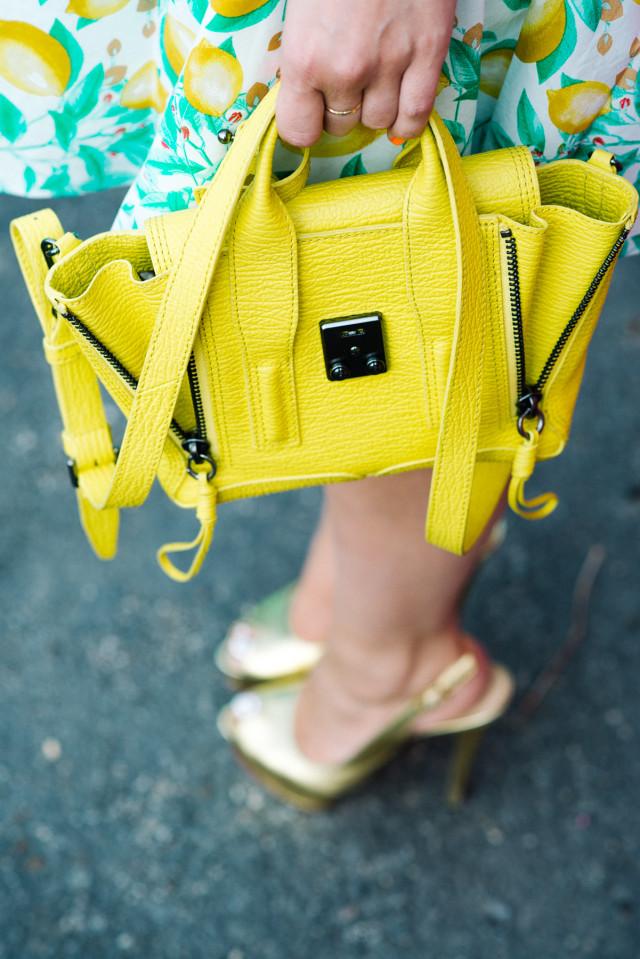 Yellow 3.1 Phillip Lim Pashli