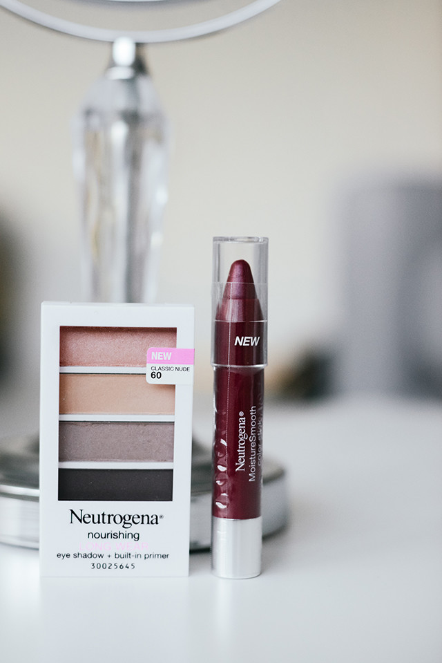 Holiday Looks with NEUTROGENA Cosmetics