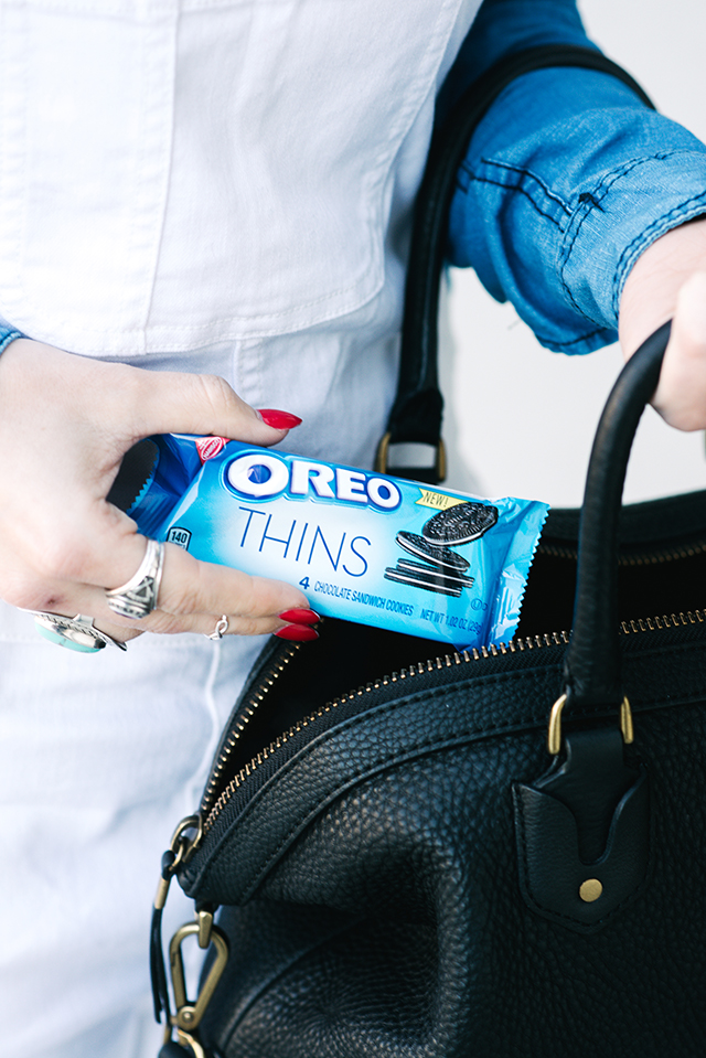 Oreo Thins To Go Packs