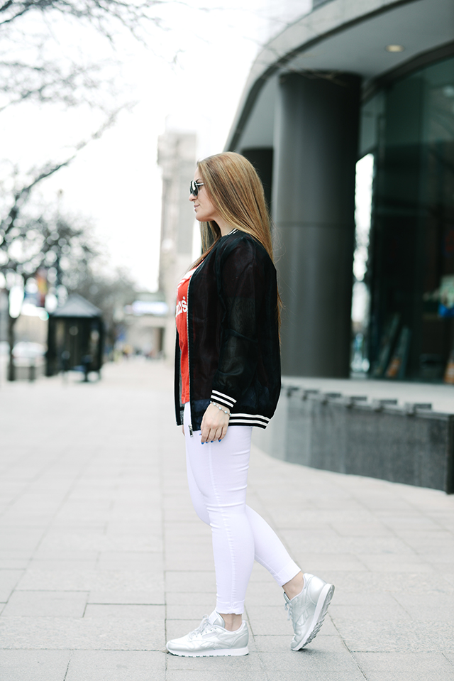 Sporty Spring Outfit