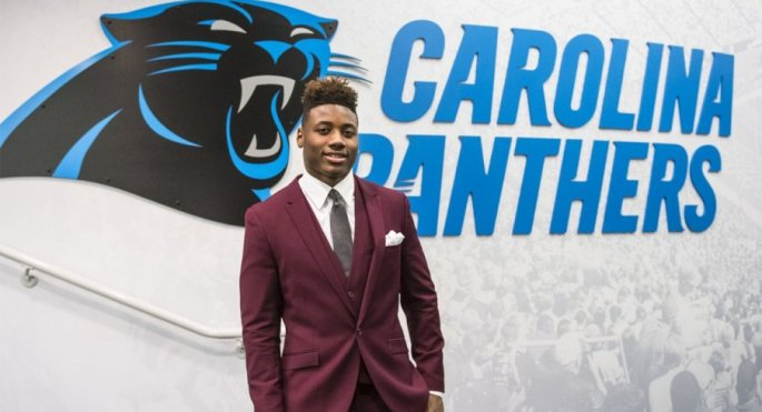 Image result for curtis samuel panthers