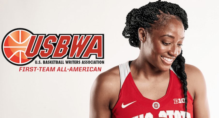 Kelsey Mitchell Named USBWA First Team All-American ...