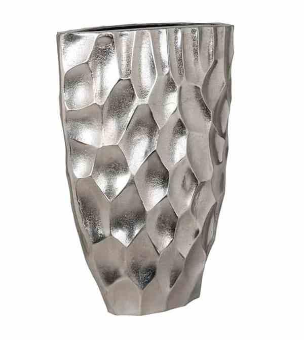 Ваза Luc aluminium