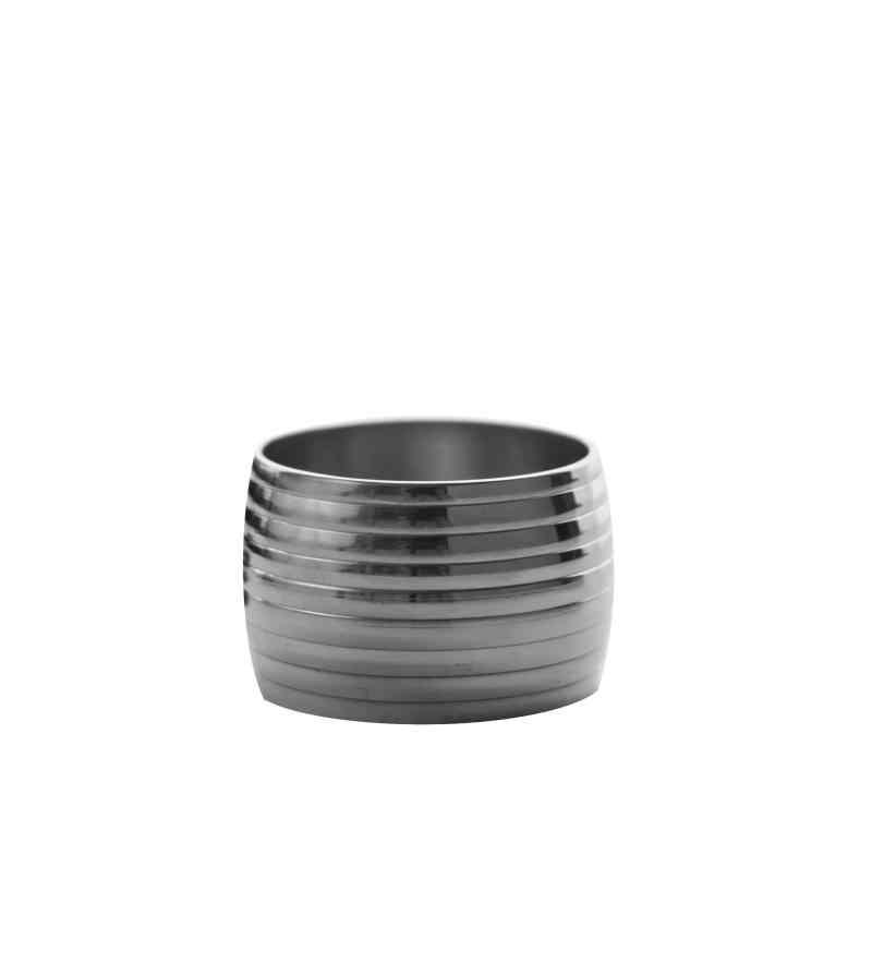 Кольцо Koopman серебро