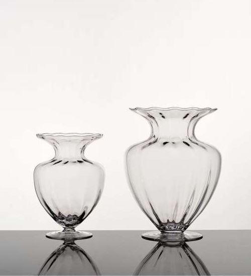 Ваза HAKBIJL GLASS прозрачная
