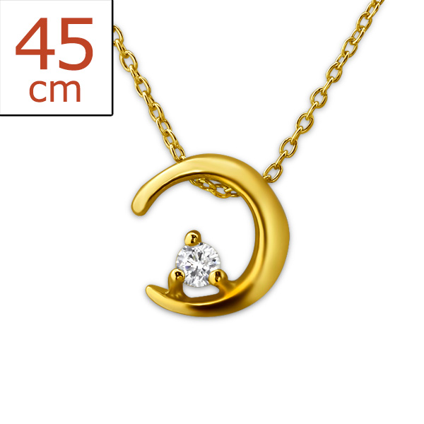 silver-moon-necklace-with-cubic-zirconia