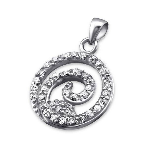 silver-spiral-pendant-with-cubic-zirconia