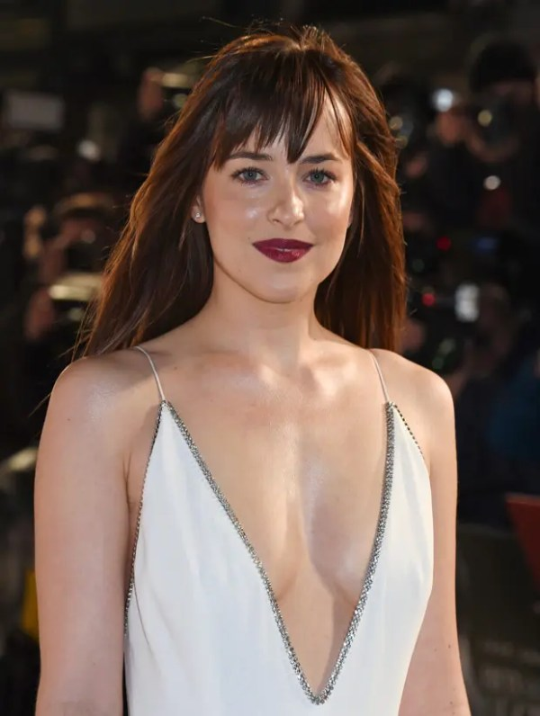 """Fifty Shades Of Grey"" - UK Premiere - VIP Arrivals"