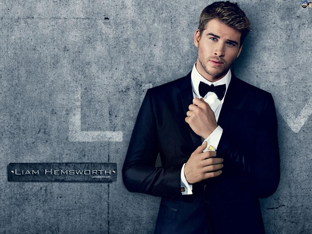 los galanes más sexys de Hollywood Liam Hemsworth