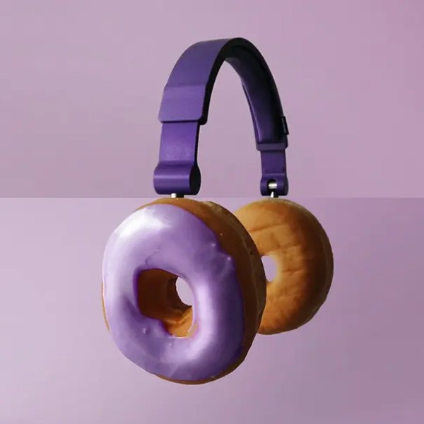 11. Auriculares + Donuts
