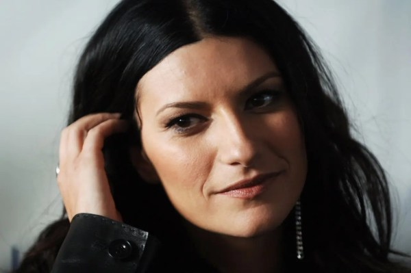 NEW YORK - OCTOBER 7: Musician Laura Pausini attends People En Espanol's ''Fiesta 2006'' in Rumsey Playfield in Central Park on October 7, 2006 New York City. (Photo by Brad Barket/ Getty Images)