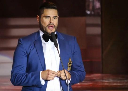 Prince Julio César en Miss Earth Venezuela 2018