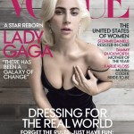 Lady Gaga en Vogue