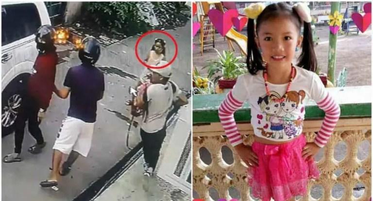 Ladrones patearon a niña de 8 años que intentó impedir un robo