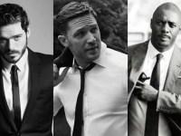 Richard Madden, Idris Elba y Tom Hardy